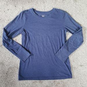 🌺2/$12 EUC Mossimo Long Sleeve Cotton T Shirt